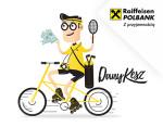 Kreskówkowy DANY KESZ od Raiffeisen Polbank